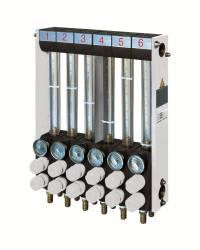 Ротаметры (регуляторы потока) серии SFR